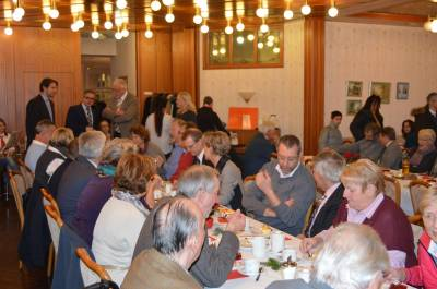 Adventskaffee mit CDU Hilzingen -